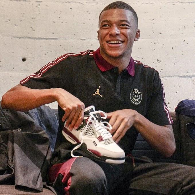 Jordan x Paris Saint- Germain 2021