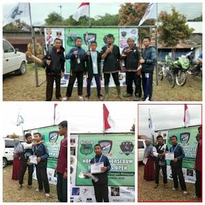 Santri MBS Purwokerto Juara II Panahan Tingkat Pemula Tingkat Jawa Tengah