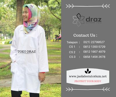 harga Konveksi Baju Laboratorium di Bintaro 0812 1350 5729