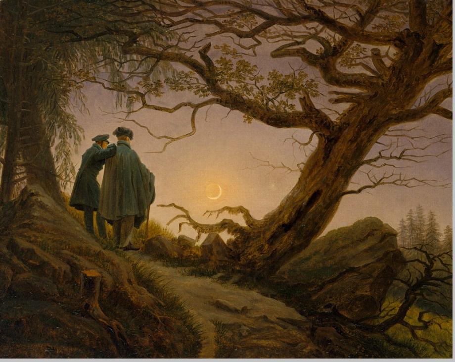 Pengertian Aliran Seni Lukis Romantisme Sejarah Ciri Ciri