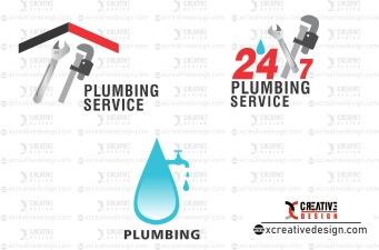 plumbing logo free