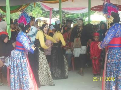 Himpuadi Lemahabang Wisudakan 350 Siswa PAUD