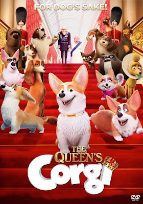 The Queen's Corgi [2019] [DVD] [R2] [PAL] [Latino]
