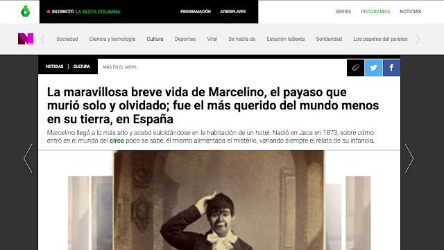 http://www.lasexta.com/noticias/cultura/la-maravillosa-breve-vida-de-marcelino-el-payaso-que-murio-solo-y-olvidado-fue-el-mas-querido-del-mundo-menos-en-su-tierra-en-espana_201801045a4e4e310cf2e006ecea48e5.html