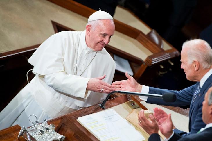 Joe Biden Will Meet Meet With The Pope