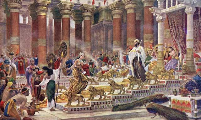 Wafatnya Nabi Sulaiman
