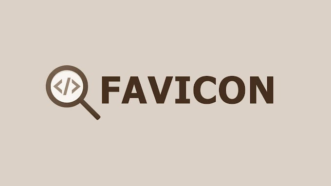 Favicon Meta Tag For Blogger or Any HTML Website with 16x16, 32x32, and 64x64 Sizes