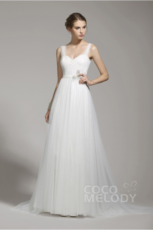 Cocomelody Wedding Dress