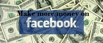 HOW TO MAKE MONEY ON FACEBOOK NETWORK