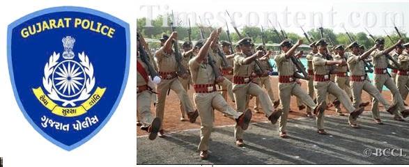 Gujarat Police Bharti Recruitment Notification 2017 Apply Online