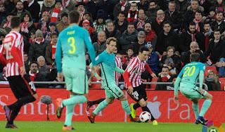 ملخص ونتيجة واهداف مباراة برشلونة واتلتيك بلباو اليوم 10/2/2019 الدوري الإسباني Barcelona vs Athletic Bilbao