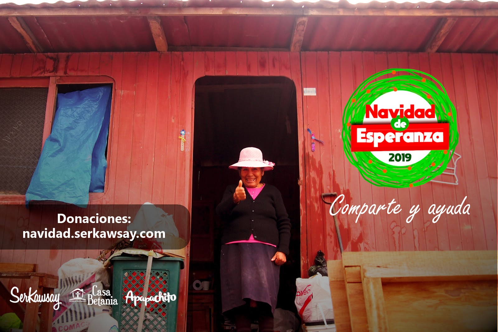 Navidad de Esperanza 2019