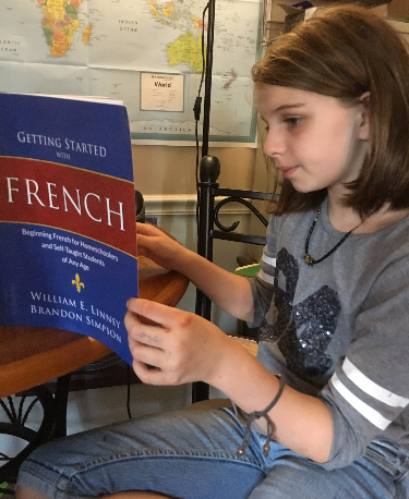 French course for homeschool