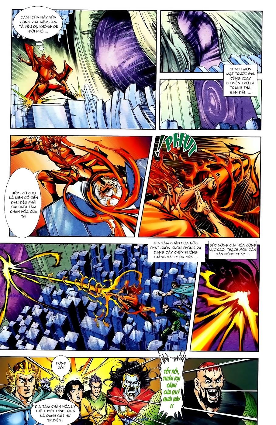 Cơ Phát Khai Chu Bản chapter 99 trang 18