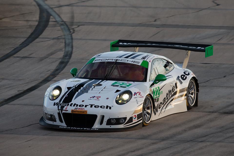WeatherTech Racing Porsche to run 24 Hours of Le Mans   GT Le Mans