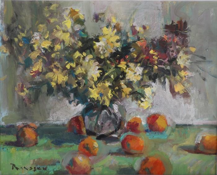 Болгарский художник.