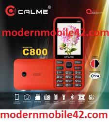 calme c800 flash file