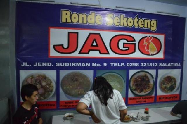 Ronde Sekoteng Jago