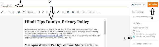 Privacy-Policy-page