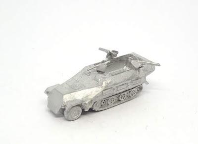 GRV119   Sd.Kfz 251/16 (Ausf D) Flammpanzerwagen