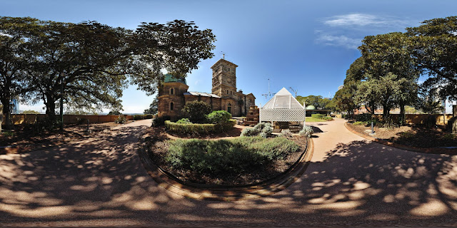 Sydney Observatory from my Sydney Tour for Travellers in Hi Fidelity 360 Virtual Reality by Kent Johnson.