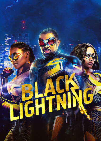 Black Lightning (2021) Cuarta Temporada CW WEB-DL 1080p Latino