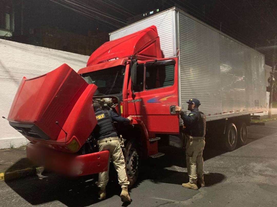 Quadrilha especializada em roubo de carga é presa em operação conjunta entre PRF e DIG em Registro-SP