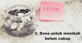 Ketahuilah 5 Alasan Logis Orang Belum Juga Menikah