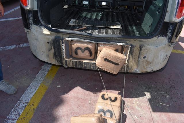 Άρτα: Αστυνομικός Σκύλος Ξετρύπωσε Μεγάλη Ποσότητα Ναρκωτικών Σε Αυτοκίνητο Στο Κομπότι