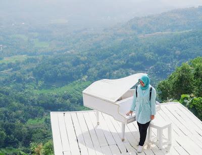 Wisata Pintu Langit Dahromo, Spot Menikmati Kota Jogja Dari Ketinggian