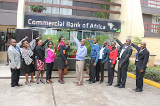 Cba banker Africa awards