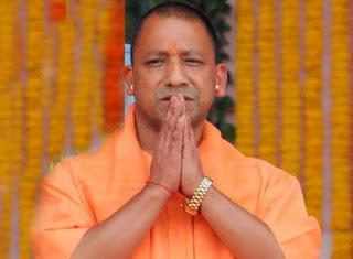 मुख्यमंत्री योगी  आदित्यनाथ ने प्रदेशवासियों को दी नए साल की बधाई