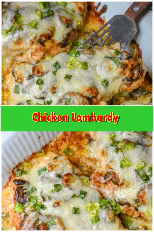 #Chicken #Lombardy #chickenrecipes #recipes #dinnerrecipes #easydinnerrecipes