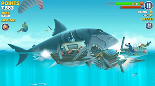 download hungry shark