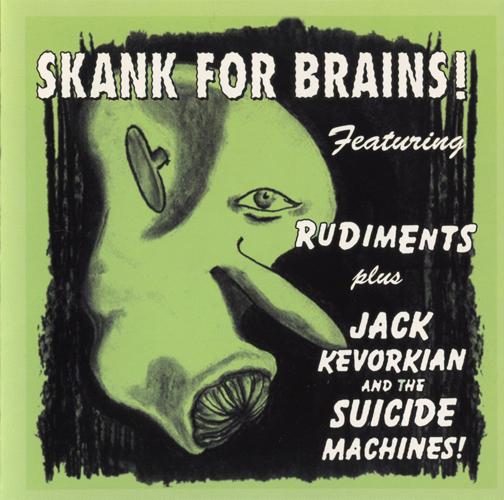 Power Pop Lovers Skank For Brains