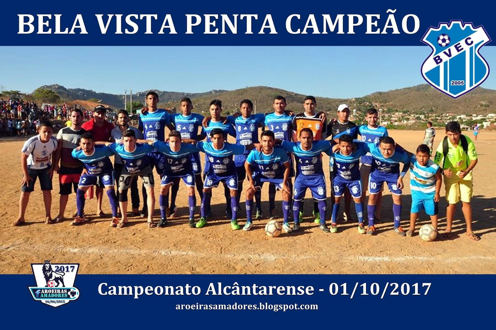 c71ea611811f1 ... e convertendo as 8 primeiras cobrança viu seu goleiro Thony Ripardo  defender a 8ª do Grêmio consagrando o time da sede como Penta Campeão  Alcantarense.