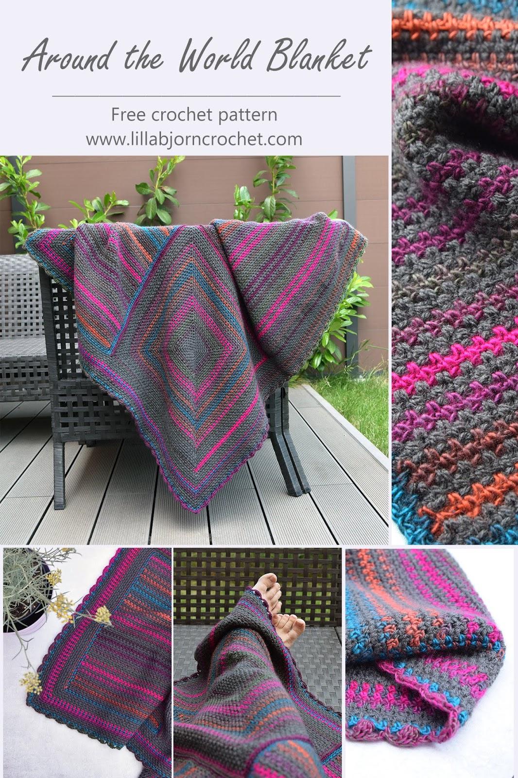Crochet World Magazine | 1600x1066