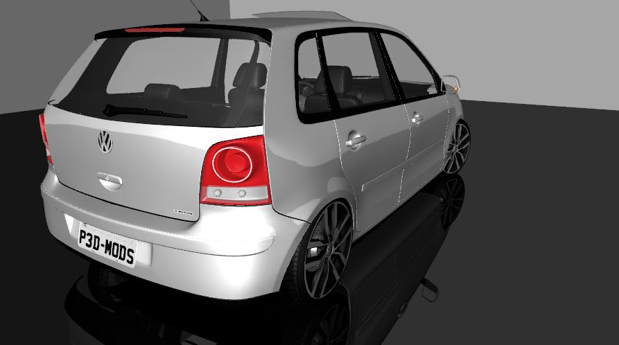 volkswagen polo confortline imvehft p3d mods. Black Bedroom Furniture Sets. Home Design Ideas