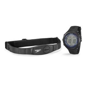 Relógio com Monitor Cardíaco Digital Speedo - Preto e Azul