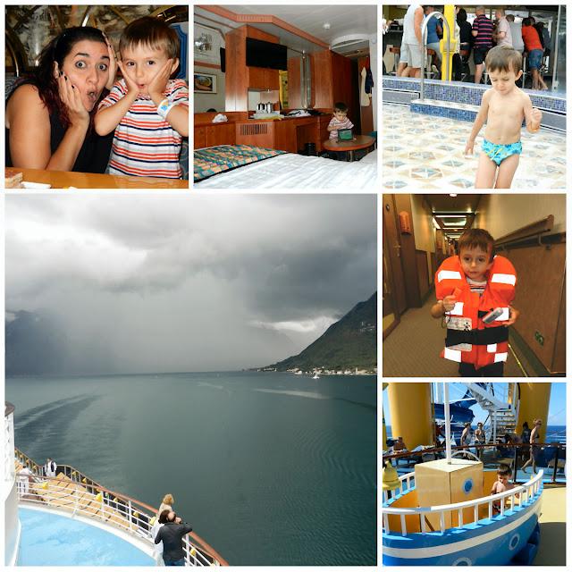 In viaggio coi bambini e Costa Crociere