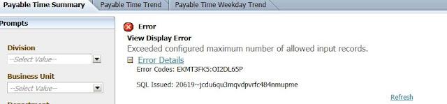 How to Fix Error Exceeded Configured Maximum number of