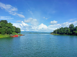 Kaptai Lake