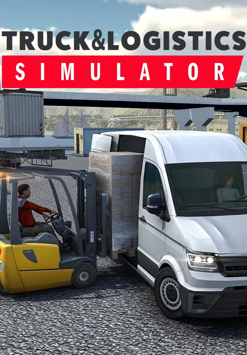 تحميل لعبة محاكي القيادة و آداء مهام مختلفة Truck and Logistics Simulator للكمبيوتر