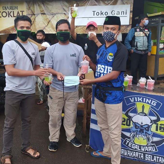 Peran Pemuda Tegalwaru di Tengah Pandemi bersama Panitia L3B Tegalwaru ke-9 se-Jawa Barat