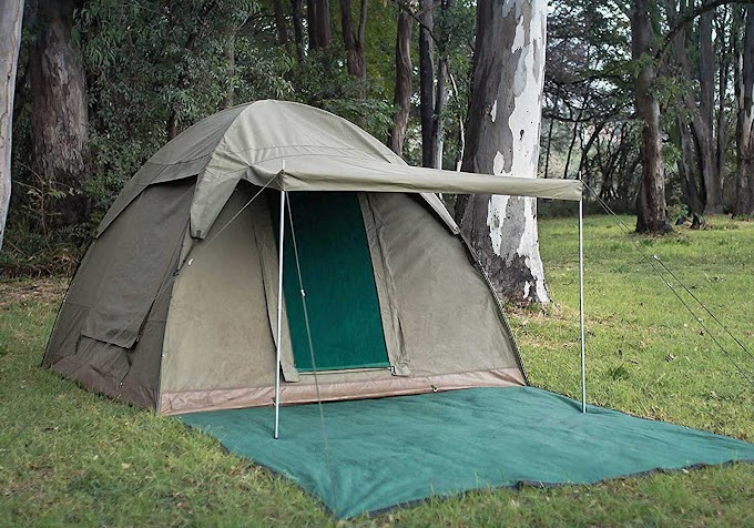 14 Best Canvas Tents