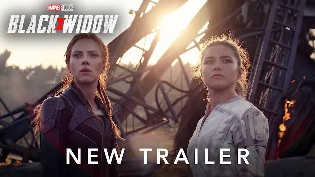 Marvel Studio 黑寡婦 Black Widow 電影預告 3