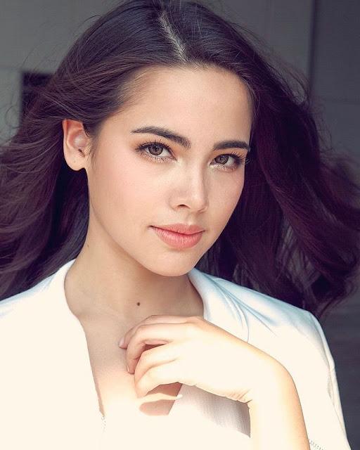 Nhan sắc 10 mỹ nhân đẹp nhất Thái Lan
