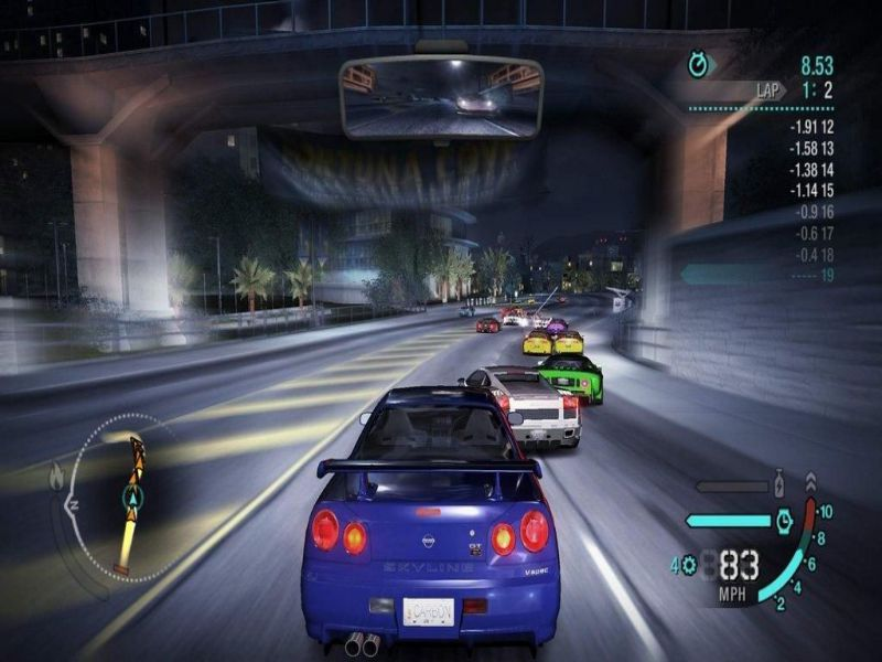 Download Need for Speed Carbon Game Setup Exe