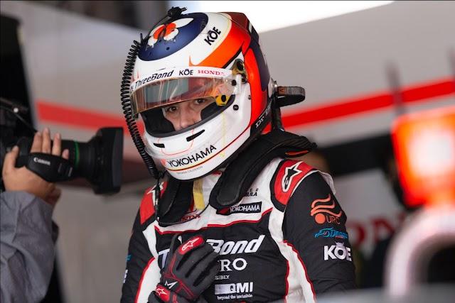 Tatiana Calderón suma valiosa experiencia en la Super Fórmula en Japón