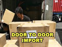 JASA IMPORT DOOR TO DOOR MURAH